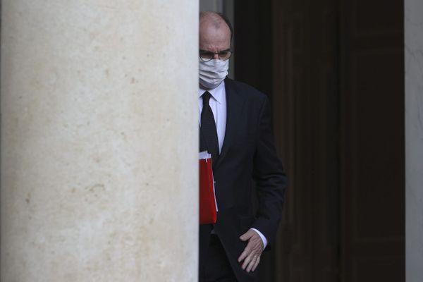 22/10/2020. Le Premier ministre Jean Castex annonce le couvre-feu dans une quarantaine de départements dont ceux de la Haute-Corse et de la Corse-du-Sud.