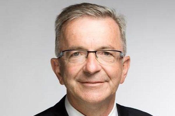 François Bonneau, président PS du conseil régional du Centre-Val de Loire