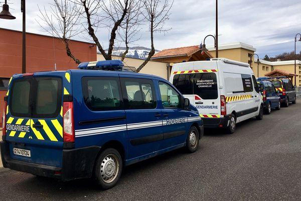 Une enquête de la gendarmerie est en cours