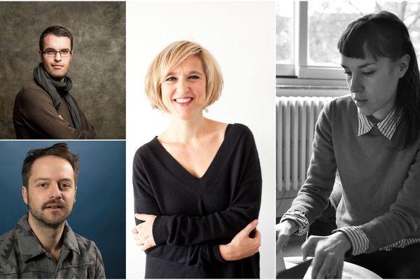 Différents auteurs seront sur place à Chaumont.