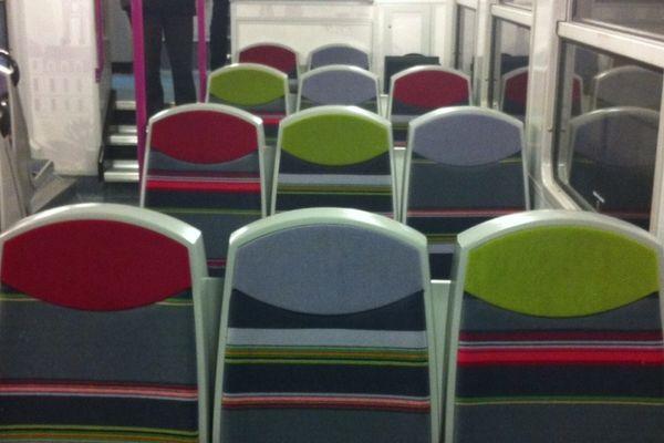 Parmi les gammes de couleurs proposées par l'agence TWBA: c'est la gamme «Horizon» qui a remporté 39% des votants.