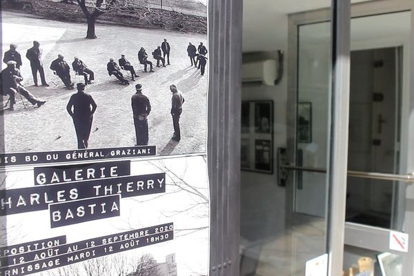 La galerie Charles Thierry ouvre ce mercredi à Bastia.