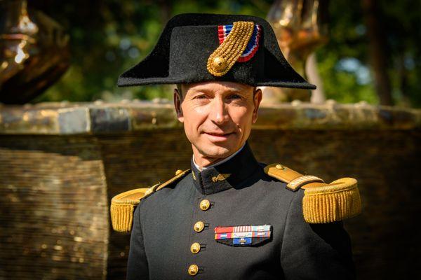 Le Lieutenant-Colonel Thibaut Vallette a pris officiellement ses fonctions le 23 août 2021.
