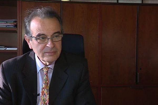 François POHER est le nouveau directeur des Hospices de Beaune, il a pris ses fonctions fin août 2017