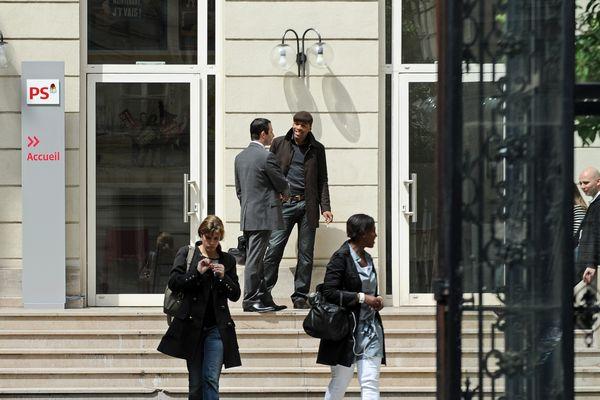 Le siège du Parti Socialiste est situé au 10 rue de Solférino depuis 1980.