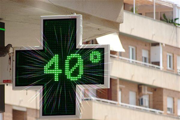 Illustration. Les chaleurs devraient être plus importantes, ce samedi 8 août, dans le Nord-Est de la France par rapport à la veille.