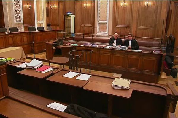 La cour d'Assises de Lyon