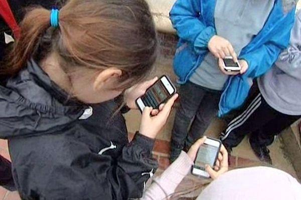 Destinée aux smartphones et aux tablettes, l'application est un jeu d'enfant...