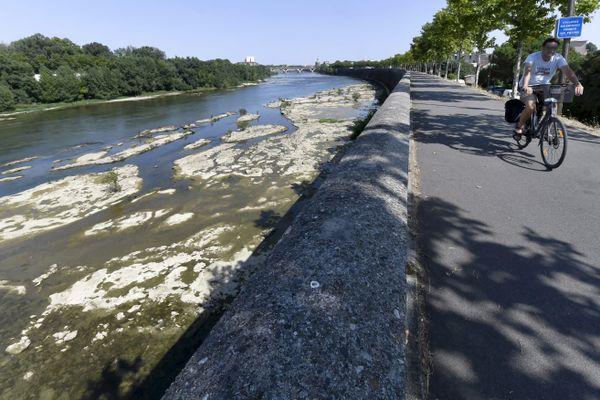 Depuis le printemps, la sécheresse a particulièrement touché la Haute-Garonne. Archives.