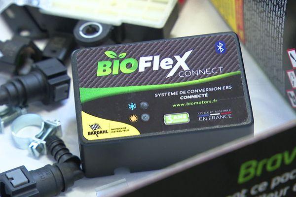 L'achat et la pose d'un boîtier bioéthanol coûte entre 700 et 1600 euros.
