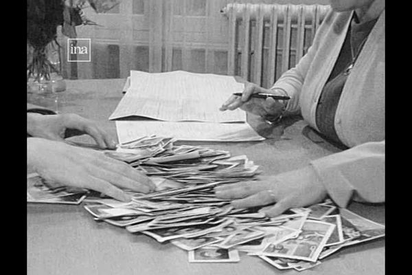 Une agence matrimoniale en 1972