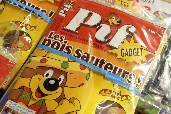 Blois accueille une exposition consacrée à la revue Pif Gadget pour fêter ses 50 ans.