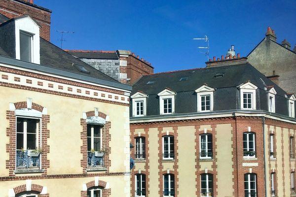 À Rennes le m2 médian des appartements anciens augmentent de 8,4% sur 2018>2019 (source Notaires de France - BDD PERVAL)