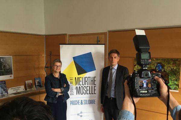 Valérie Beausert-Leick, la nouvelle présidente du Conseil Départemental de Meurthe-et-Moselle, a décidé de porter plainte contre les propos 'haineux' d'Eric Zemmour