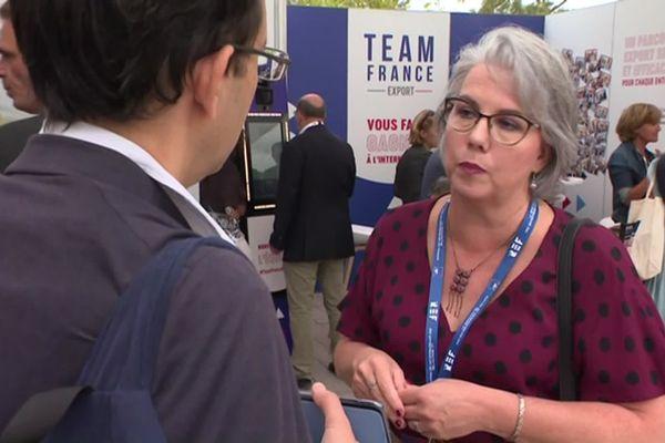 Jacline Mouraud favorable à un dialogue positif avec les patrons