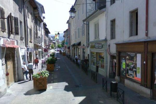 Faubourg Montmélian