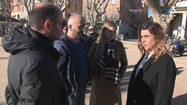 En cas de nouveau premier tour, Angèle Bastiani, comme les autres candidats, devra tout recommencer à zéro