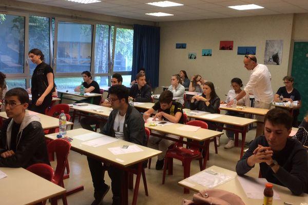 Lycée Général et Technologique Marc Chagall à Reims
