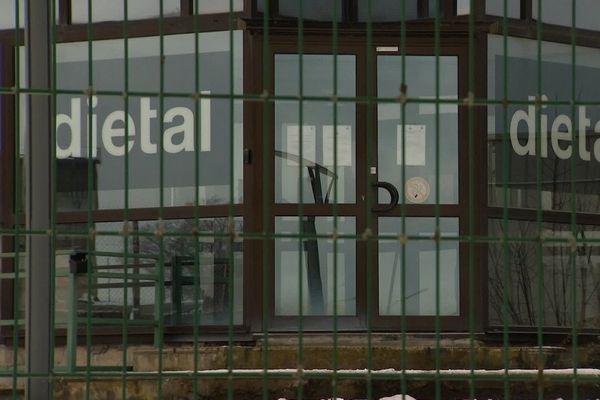 Les salariés de Dietal détaillent leur projet de reprise via une société coopérative, ce lundi 28 décembre. (Photo d'archives)