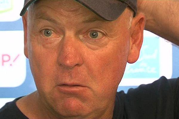L'entraîneur du MHR, Jack White, veut croire en son équipe malgré le début de saison difficile.