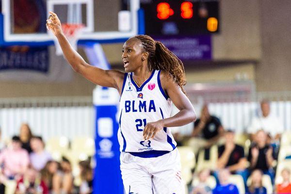 La joueuse a évolué à Lattes-Montpellier pour la saison 2019-2020.