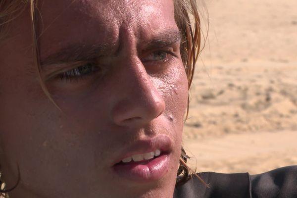Le Tahitien, Kauli Vaast, jeune prodige du surf