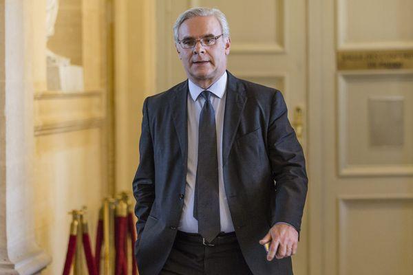 François Cornut-Gentille, député de la Haute-Marne.