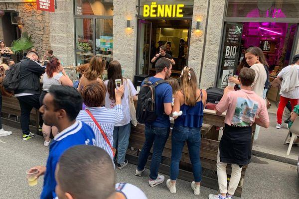 A Lyon dans le Rhône, la Municipalité a fait le choix de maintenir l'édition 2021 de la Fête de la Musique, malgré un protocole strict.