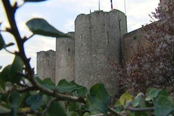 Le château de Péronne