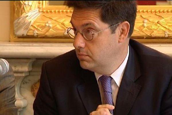 Georges-François Leclerc, actuel préfet de Haute-Savoie