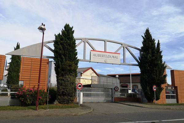 En 1999, le groupe Aubert et Duval a repris l'usine de Pamiers.