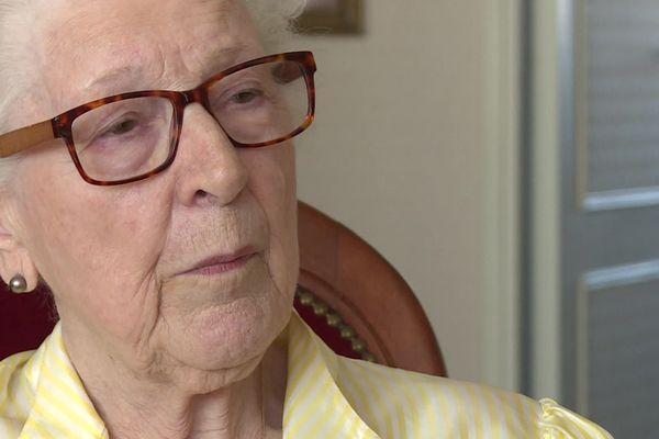 La résistante normande Colette Marin-Catherine est au cœur d'un documentaire nommé pour les Oscars 2021.