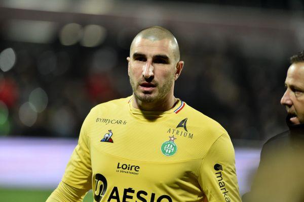 Arrivé à Saint-Etienne à l'été 2011, Stéphane Ruffier ne fait officiellement plus partie de l'effectif des Verts depuis le 4 janvier 2021. Le club stéphanois a rompu son contrat.