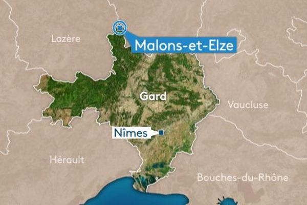 Malons-et-Elze (Gard)