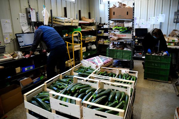 La demande pour les produits agricoles en circuit court a explosé avec la crise du covid-19. Photo d'illustration