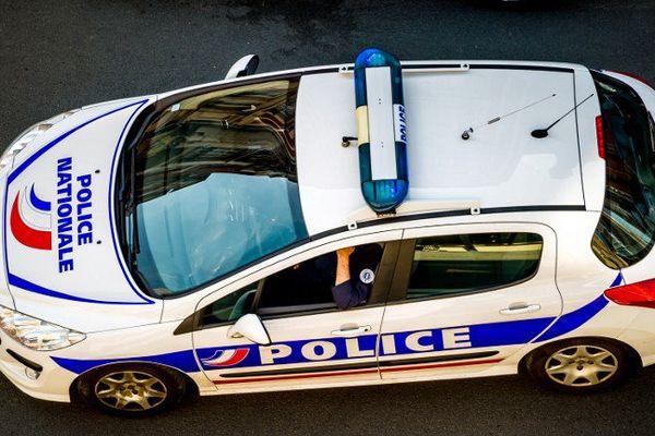 Voiture de police (Archive)