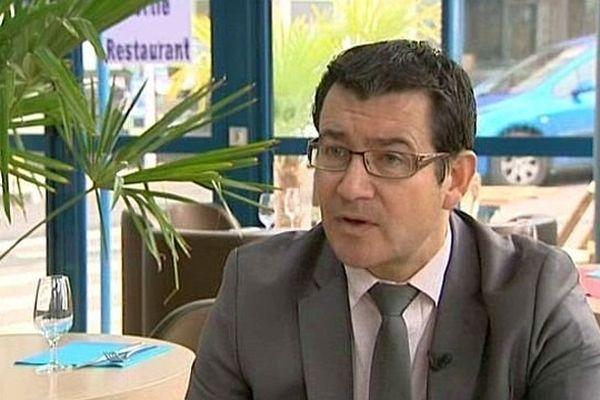 Richard Jacob, ancien conseiller municipal FN à Auxerre