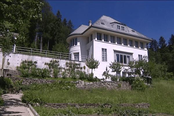La maison blanche de Le Corbusier à la Chaux-de-Fonds