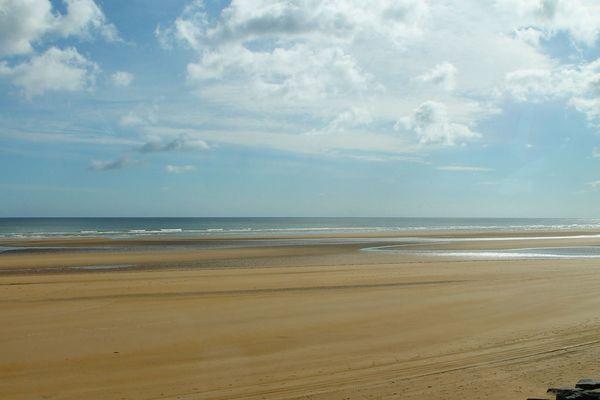 En ce 6 juin, jour de mémoire du Débarquement de 1944, la plage de Juno Beach, dans le Calvados, évoluera entre soleil, nuages, et averses...
