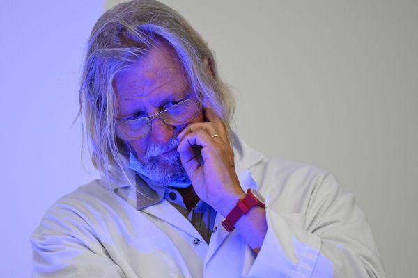 Didier Raoult dirige l'IHU de Marseille depuis 2011.