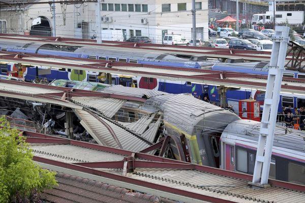 Le 12 juillet 2013, un train Intercités Paris-Limoges déraillait en gare de Brétigny-sur-Orge (Essonne).