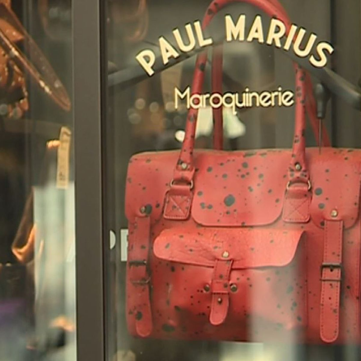 Le succès des sacs Paul Marius, une marque rouennaise