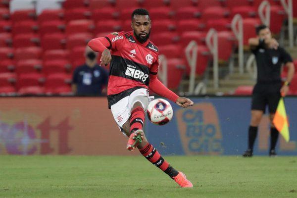 Gerson évoluait cette saison sous les couleurs du club brésilien de Flamengo.
