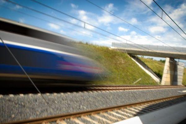 LGV Limoges-Poitiers: le tracé