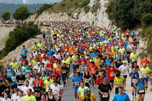 Le Marseille-Cassis créée par la Sco en 1979 est devenue une institution du sport.
