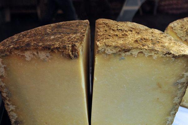 Les producteurs de fromage AOP du Cantal lancent un appel à la solidarité auprès des consommateurs après une chute des ventes liée au coronavirus COVID 19.