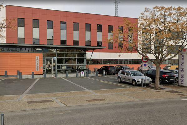 L'homme interpellé a été placé en garde à vue au commissariat d'Albi. Archives.