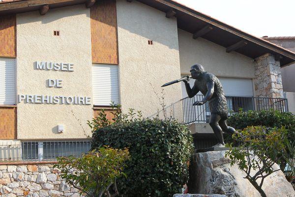 Le musée de Préhistoire de Tautavel va être sauvé - novembre 2017