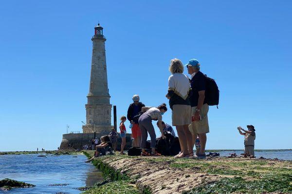 Près de 24.000 visiteurs gravissent chaque année les 301 marches du phare.