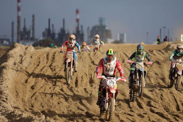 Le circuit de la Ronde des Sables à Loon-Plage